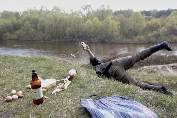 пьяные рыбаки на лодке видео