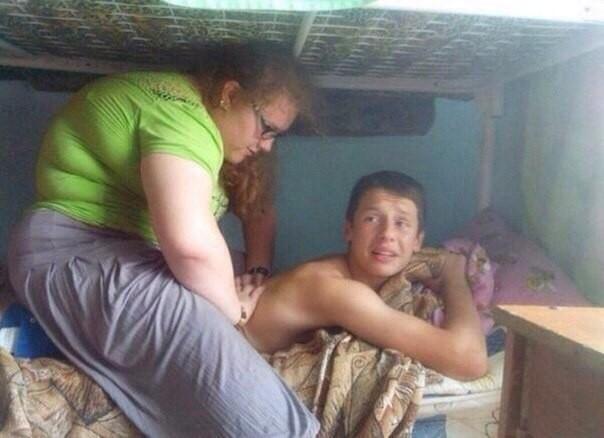 пришел на массаж фото