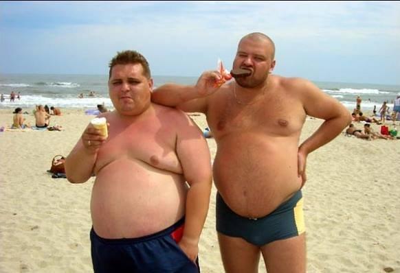 фото русских толстух