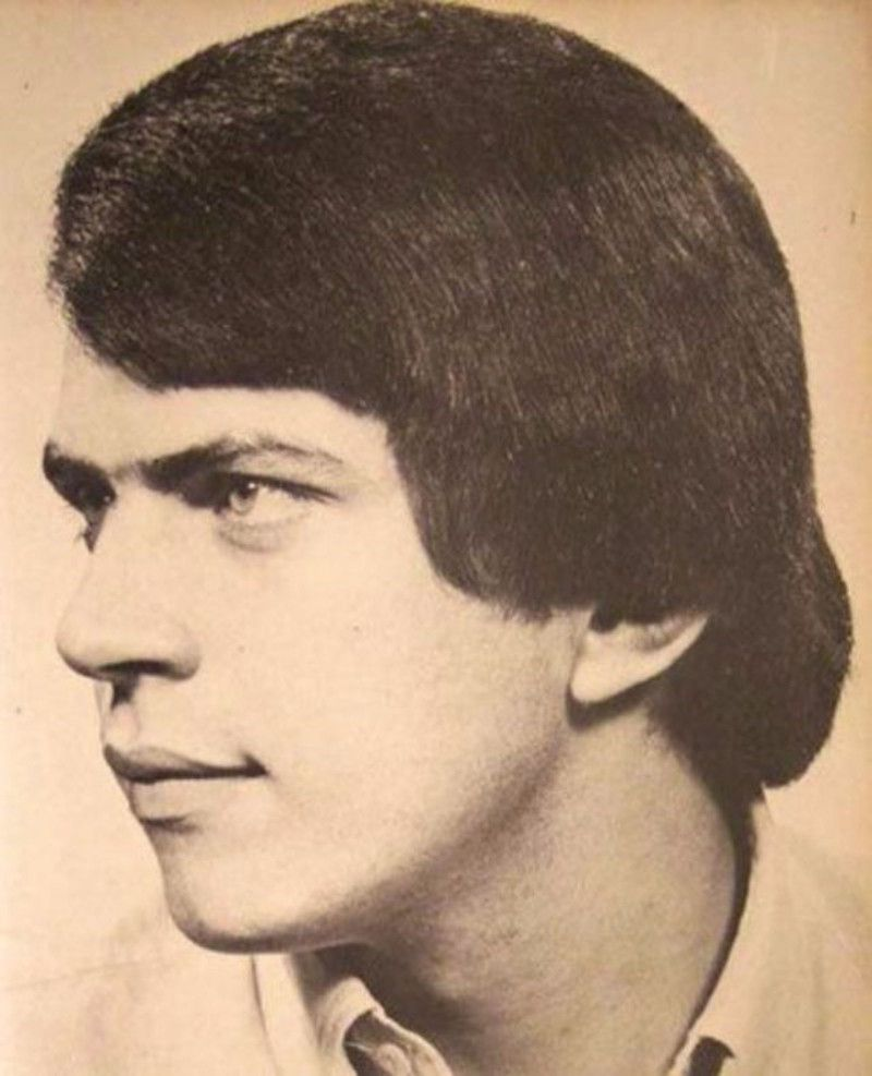 Фото советских мужских причесок