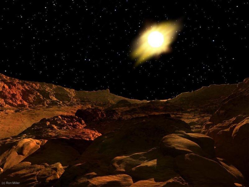 Вот как выглядит рассвет на разных планетах
