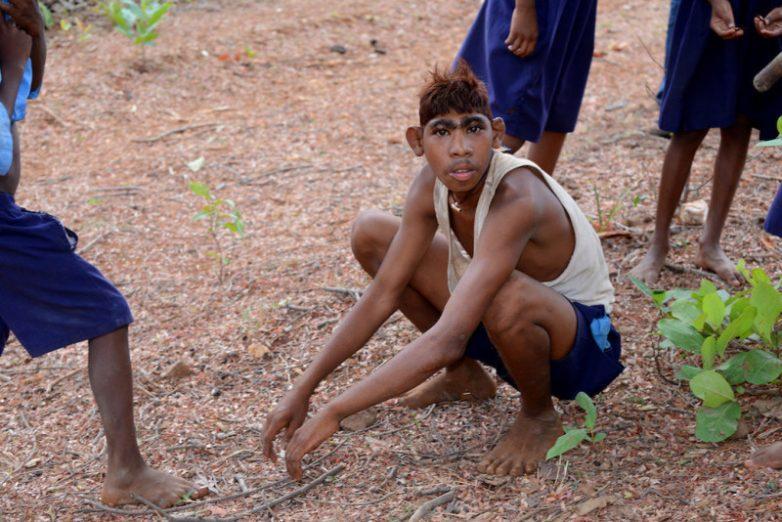 Шокирующая Индия. Знакомьтесь, современный Маугли! (6 фото)