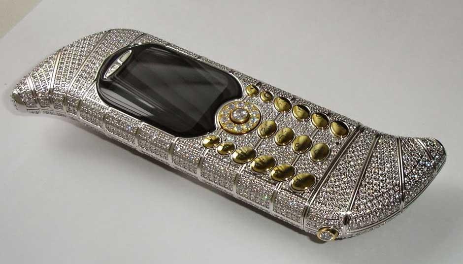Самые дорогие сотовые телефоны цена