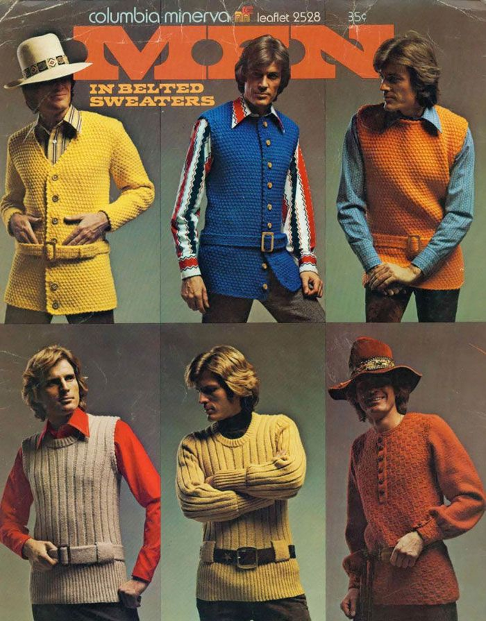 40 Cringeworthy Mens Fashion Ads From the 70s  Pulptastic