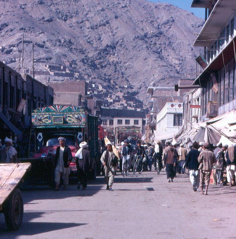 старое фото афганистана