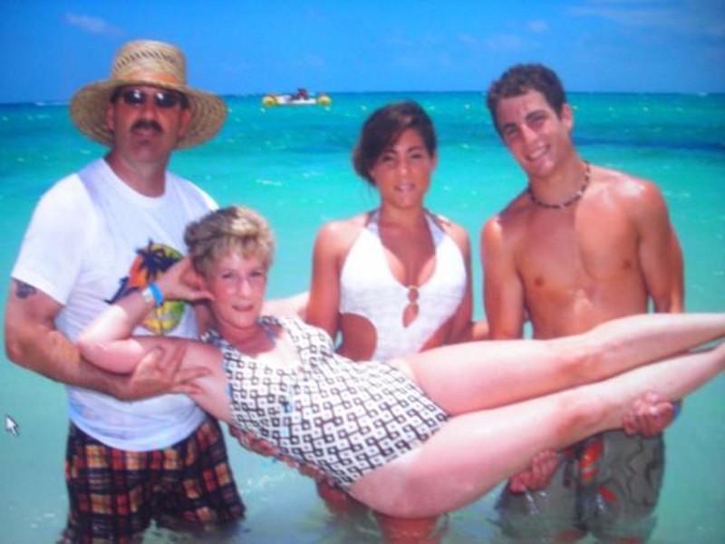семейное приватное фото