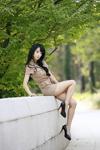 красивая кореянка