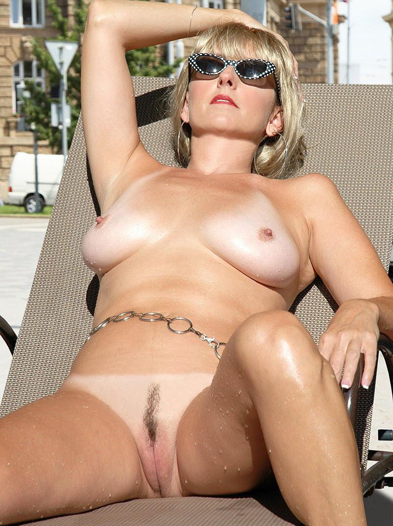 Beautiful Cougars Nude
