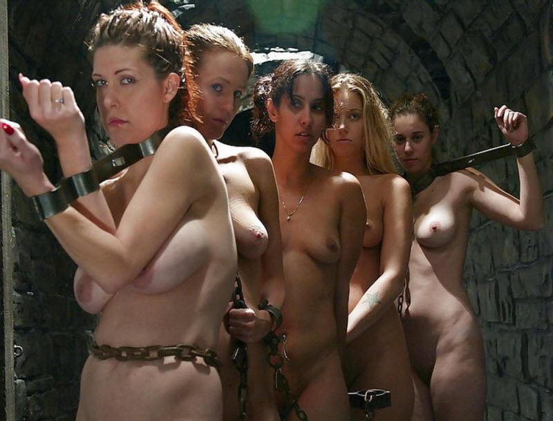 Фото Обнаженных Рабынь