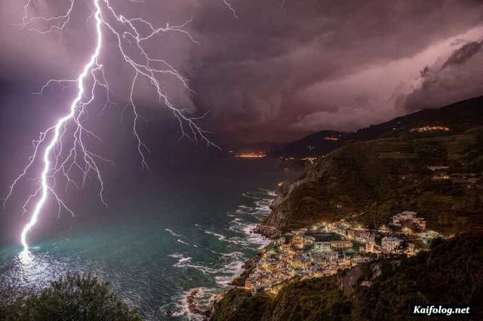 фото конкурс Weather Photographer of the Year 2019!