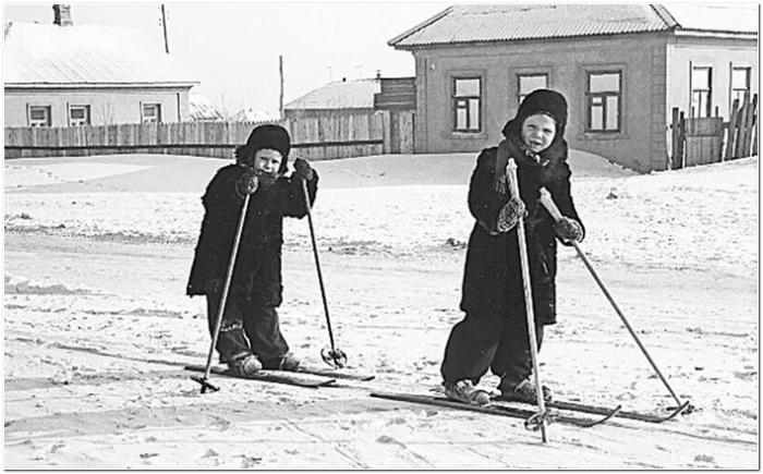 зимние каникулы в СССР